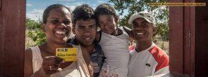 familias em extrema pobreza cartão do bolsa familia