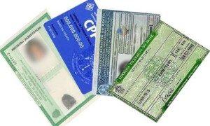 documentos para se inscrever no bolsa familia