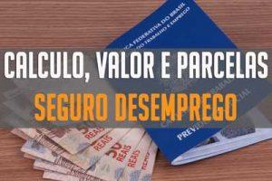 valor seguro desemprego atualizado