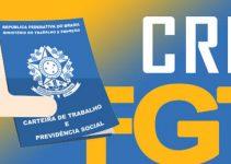CRF fgts - Caixa Econômica Federal