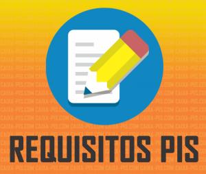 Requisitos para ter direito ao PIS
