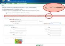 Como consultar NIT pela Internet