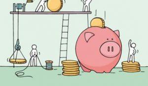 diferencas entre cotas, juros e abono salarial do pis
