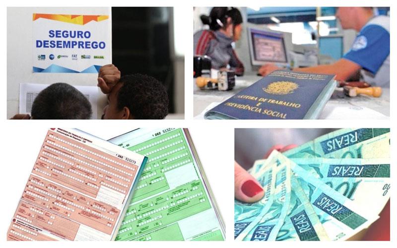 Trabalhador com carteira assinada pode receber Seguro-Desemprego